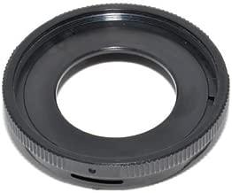 JJC RN-T01 Professional Lens Adapter 40.5mm for Olympus Tough TG-1/TG-2/TG-3 iHS Digital Camera (Black)