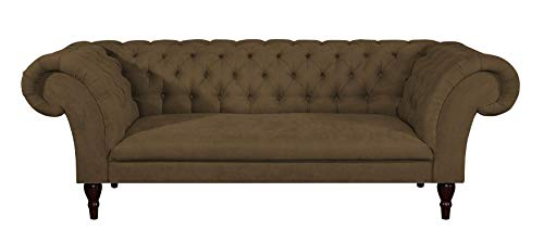Main Möbel bank 234cm Chesterfield stof