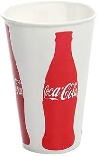 Apex C-KCP12(Coke) Karat Paper Cold Cup,