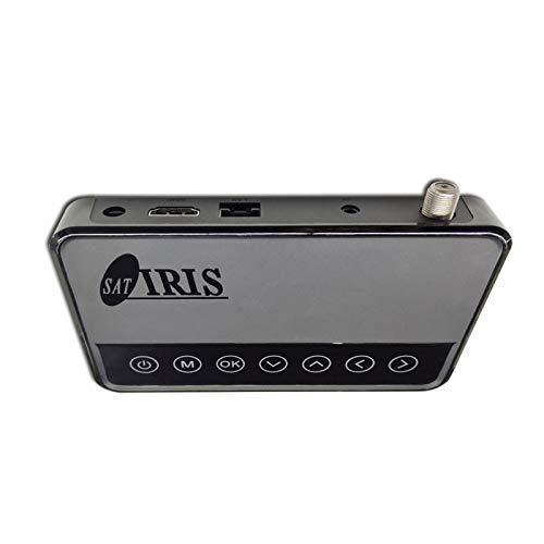 decodificador Iris 1900 HD ultimo Modelo sustituto de Iris 9800 HD Iris 9850 HD ya descatalogados
