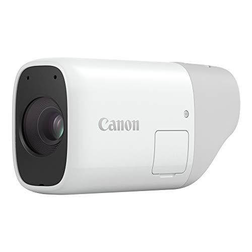 Canon コンパクトデジタルカメラ PowerShot ZOOM 写真と動画が撮れる望遠鏡 PSZOOM-A white