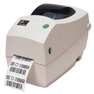 Zebra TLP2824 Plus, 8 Punkte/mm (203dpi), EPL, ZPL, USB, Printserver (Ethernet) (282P-101520-000)