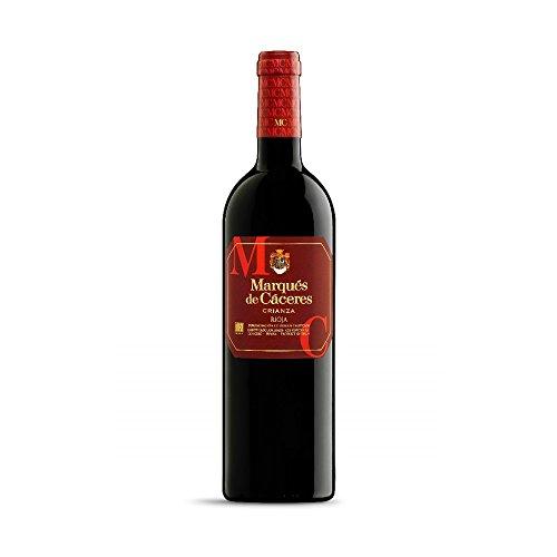 (DO Rioja) Vino Tinto Marqués de Cáceres Crianza 37,5cl