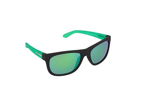 Arnette 0AN4206 gafas de sol, Fuzzy Black, 56 Unisex-Adulto