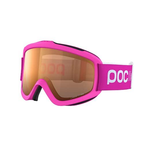 POC, POCito Iris, Children's Goggles, Fluorescent Pink