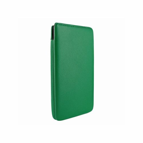 Piel Frama - Custodia in Pelle iMagnum con Chiusura Magnetica per HTC Windows Phone 8X, Colore: Verde
