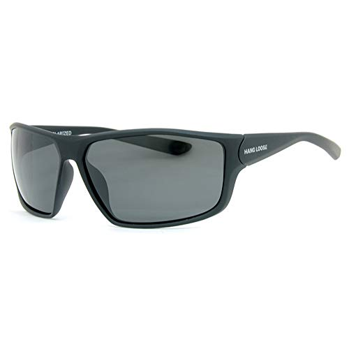 Óculos de Sol Hang Loose POL0148-C2 Preto Único