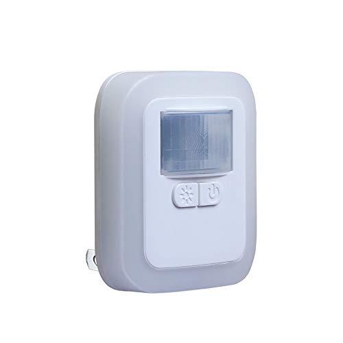 Smart-nachtlampje, plug-in menselijk lichaam, inductie, energiebesparend, helderheid, vertraging, nachtkastlampje