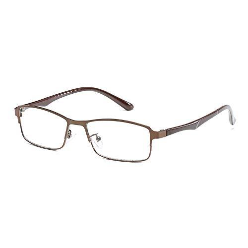 GEMSeven Tr90 Half Frame Anti Fatigue Lesebrille Männer Frauen Business Presbyopic Eyeglasses
