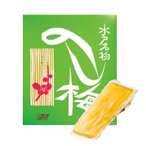 亀印製菓『国産完熟梅 のし梅 12枚入』