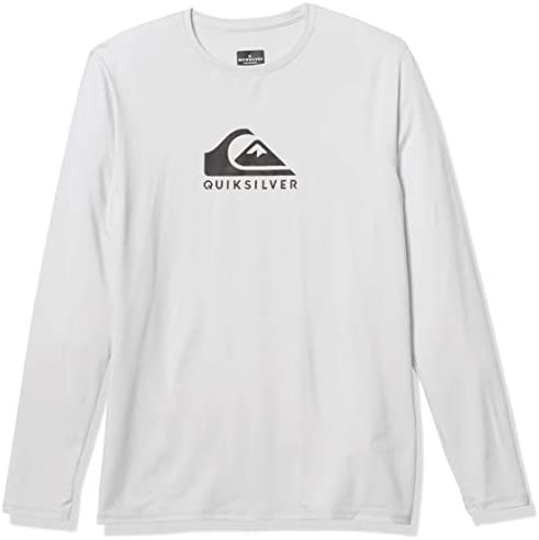 Quiksilver Men s Solid Streak Long Sleeve Rashguard UPF 50 Micro CHIP XXL product image