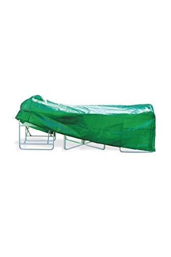 Galileo Casa - Lona Protectora para Mesa Rectangular y sillas, Color Verde