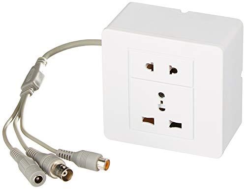 Cablematic - Cámara Vídeo CCD (Camuflada en Enchufe)