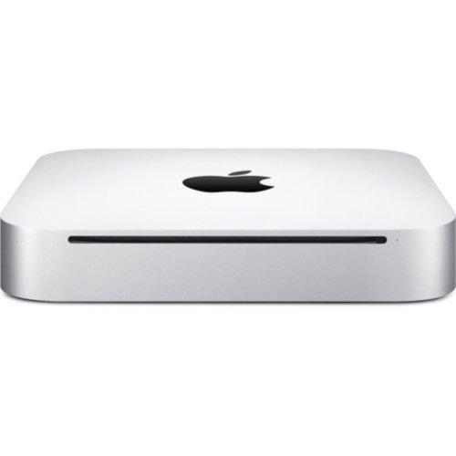 Apple Mac Mini MC270LL/A Desktop, Intel Core Duo Processor 2.4GHz, 2GB RAM, 320GB Hard Drive, Silver (Renewed)