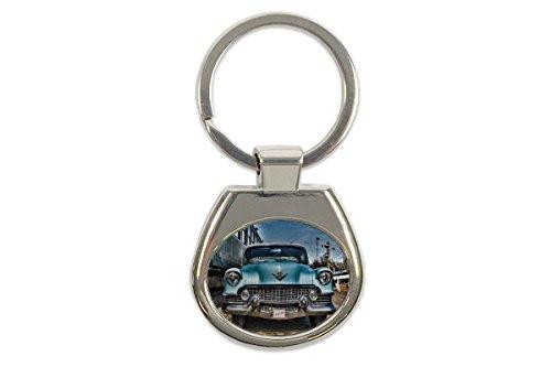 Schlüsselanhänger Oldtimer Auto Oldtimer Bedruckt