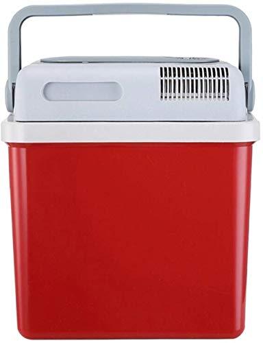 TXC- Auto-koelruimte, koelbox, dubbele use-koel- en verwarmingsbox, draagbare mini-koelkast, isolatiebox, compact
