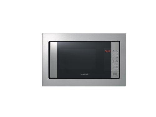 Micro ondes Grill Encastrable Samsung FG87SST - Micro-Ondes + Grill Pose libre Inox - 23 litres - 1300 W