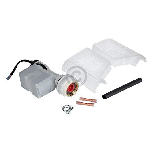 DL-pro Aquastop Reparatursatz passend für Bosch Siemens Neff Constructa Balay 00263789 263789 Magnetventil für Zulaufschlauch Sicherheitszulaufschlauch Geschirrspüler Spülmaschine
