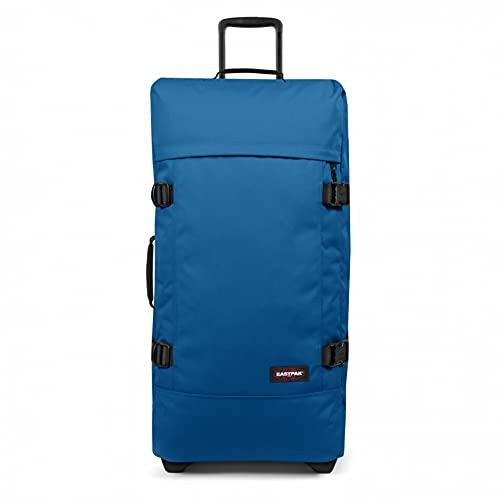 Eastpak Tranverz L Maleta, 79 cm, 121 L, Azul (Mysty Blue)