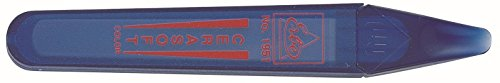 Becker Manicure Erbe Nagelfeilen Profifeile 14 cm Mineralfeile 'Cera-Soft', blau 1 Stk.