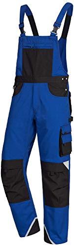 Nitras Motion Tex Plus Pantalones con Peto de Trabajo - Multi-Bolsillos - para Hombre y Mujer