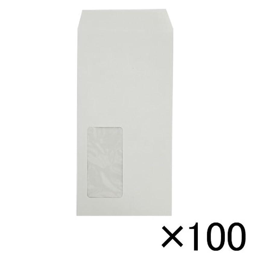 シンジケートアリーナ陰謀寿堂 窓付封筒長3 80G ハーフトーンカラー