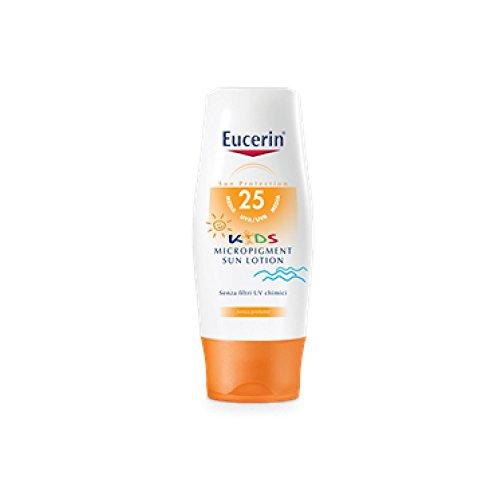 Eucerin Kids Micropigment Sun Lotion LSF 25, 150 ml