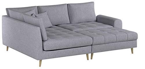 Ecksofa Couch –  günstig Skandi Stella Trading Alice Bild 6*