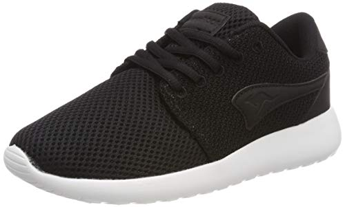 KangaROOS Damen Mumpy Sneaker, Jet Black 5001, 40 EU