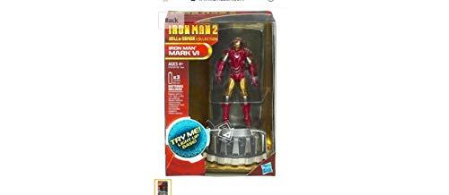 IRON MAN 2 - Hall of Armor Collection Figure - Iron Man Mark VI