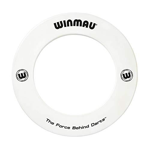Winmau Auffangring für Dartboard / Dartscheibe Weiß weiß