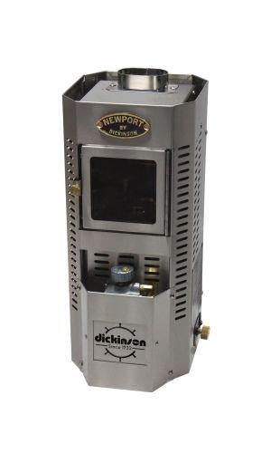 Dickinson Marine Diesel Bulkhead Heater