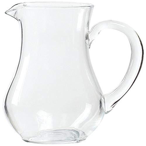 VATHJ Carafe en verre carafe en verre carafe en verre verre blanc vin rouge distributeur de jus en verre carafe pot