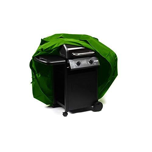 AHGX-cover Couverture de Meubles Meubles Couverture, de Plein air Nylon Couverture de Barbecue Couverture de Barbecue, étanche à la poussière imperméable Crème Solaire,Green,150 * 100 * 125cm