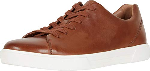 Clarks Un Costa Lace British Tan Leather 7