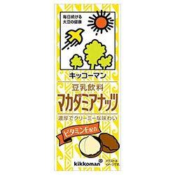 豆乳飲料 マカダミアナッツ 200ml×36本 紙パック