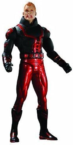 DC Direct Grün Lantern Series 4  rot Lantern Guy Gardner Action Figure by DC Direct