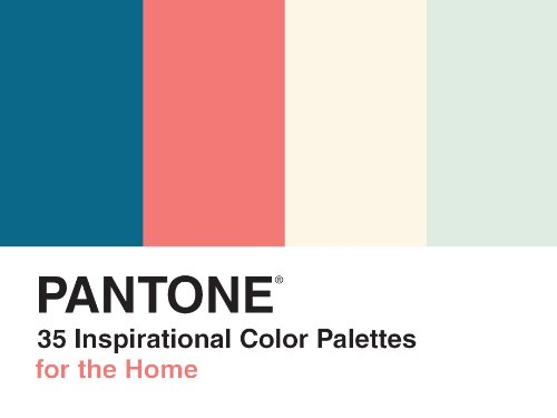 Pantone: 35 Inspirational Color Palettes for the Home (Pantone Deck) (English Edition)