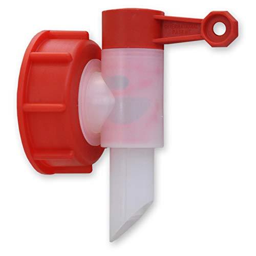 Sabeu Fluxx AH 23/51 hf Auslaufhahn/Dosierhahn für 5-30 Liter Kanister 3378 (DIN 51 Kanister) Gluckerfrei