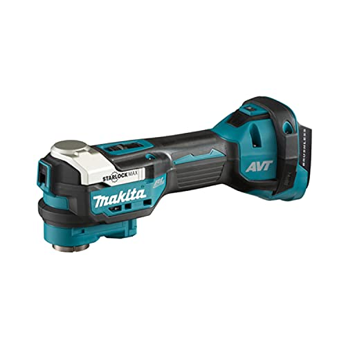 Makita DTM52Z 18V Li-ion LXT Brushless Multi-Tool – Batteries and Charger Not Included