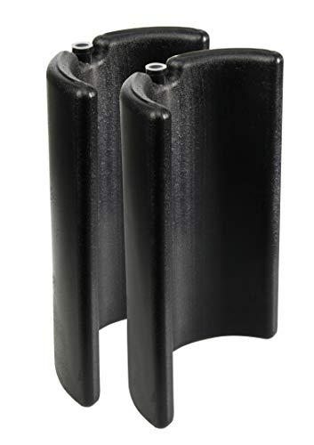 cantina Arredo Set 2pz. Stand Refrigerante - CONTATTO (Elemento Aggiuntivo) - NERO