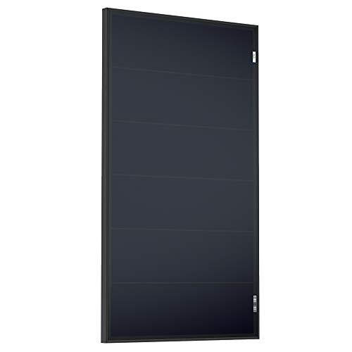 Offgridtec - Panel solar (100 W, 12 V, tecnología de tejados)