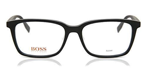 BOSS Orange Brillengestelle BO 0276/F YEI Monturas de gafas, Negro (Schwarz), 54.0 para Hombre
