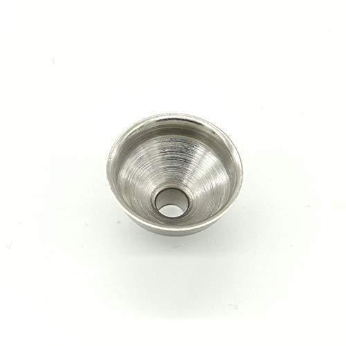 Kolven roestvrij staal Mini Heupfles Flagon Portable Wijn Whiskey Alcohol Pot Mok van de Fles Drinkware for Drinker Men's Gift Gepersonaliseerde Metal (Kleur: C) Mooie delicate draagbare heupfles.