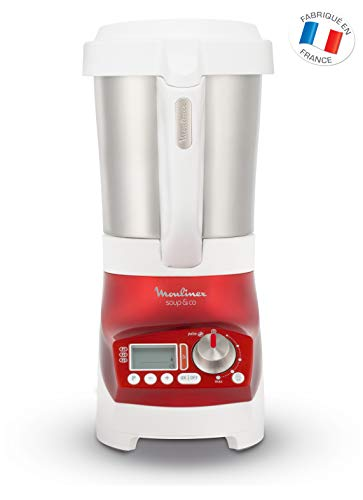 Moulinex LM906110 Blender Chauffant Soup...