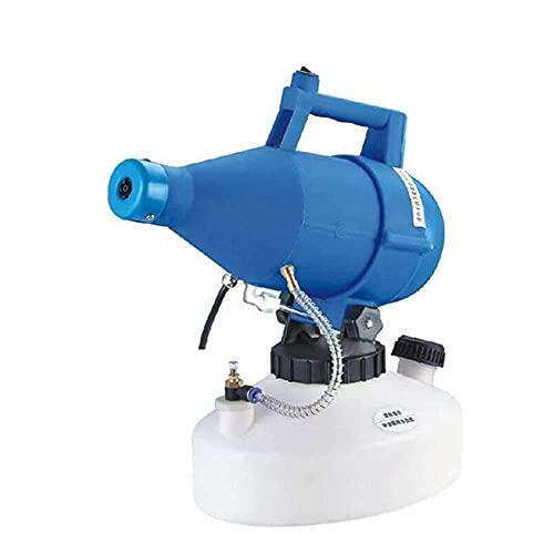 Pulverizador Ulv Eléctrico Portátil De 4.5L, Asesino De Mosquitos Nebulizador De Capacidad Ultrabaja para El Hogar, Jardín, Patio (4.5L)