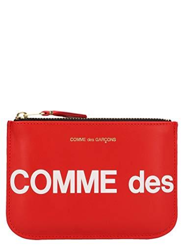 Comme des Garçons Luxury Fashion Uomo SA8100HL2RED Rosso Portafoglio | Autunno Inverno 19