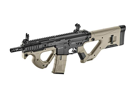 ICS×ASG HERA ARMS CQR AEG Two-Tone MOSFET+EBB JP Ver. BK/TAN