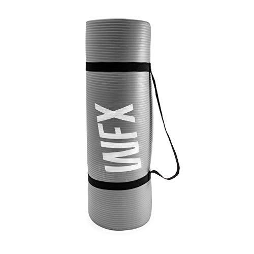 #DoYourFitness - Fitness-Zubehör in grau, Größe 183 x 61 x 1 cm