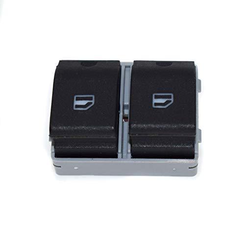 Lève-vitre Interrupteur encastrable avant gauche arrière commande 6q0959858 a neuf pour 9 N Ibiza Cordoba Ibiza IV